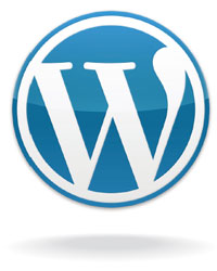 Illustrasjon WordPress-logo