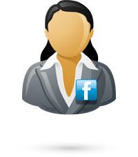 Illustrasjon Facebook-redaktører