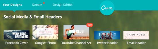 Webgruppen Canva mal for Twitter toppbilde