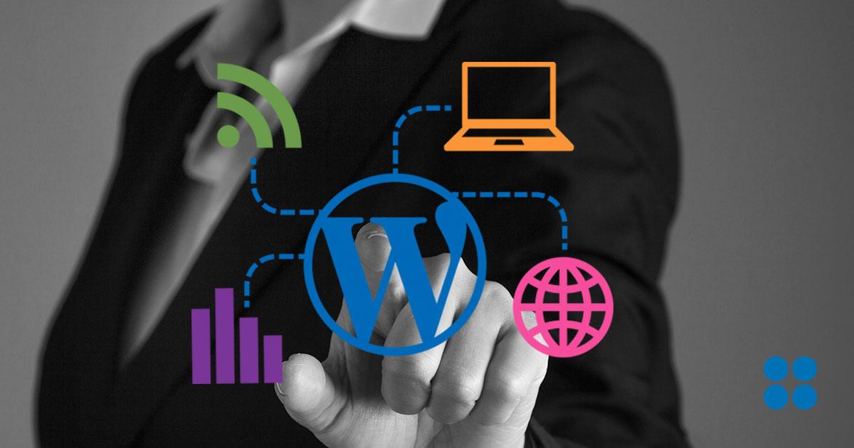 Illustrasjon, WordPress i utvidet bruk