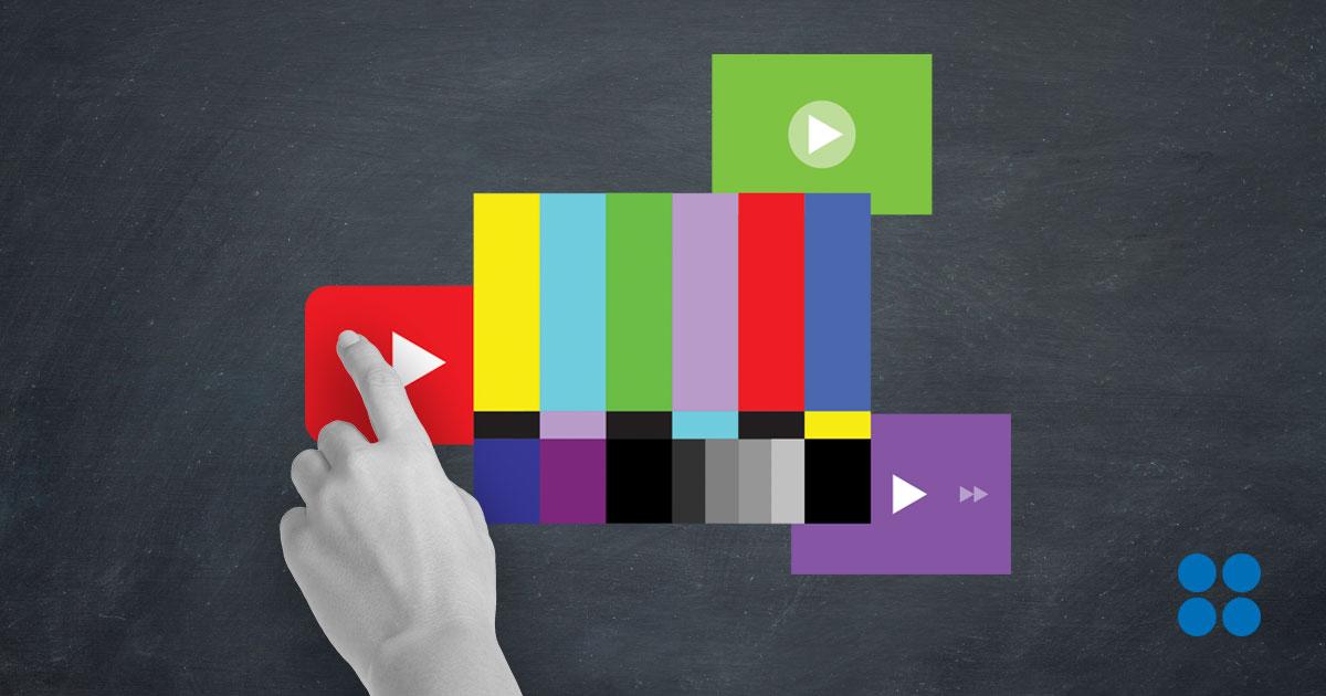 Markedsføring med video