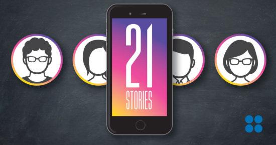 21 stories challenge