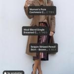 Tagging av produkter i Instagram-post